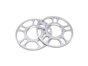 2 x 3mm Hubcentric Bore Alloy wheel spacers Fits Subaru Impreza 56.1 5x100
