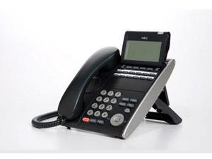NEC DLV (XD) Z-Y (BK) DTL-12D-1 (BK) Business Phone DT300 Series No adapter