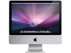 "Apple iMac MA877LL 20"" Core2Duo T7700 2.4GHz 4GB 250GB Mac OS X 10.10"