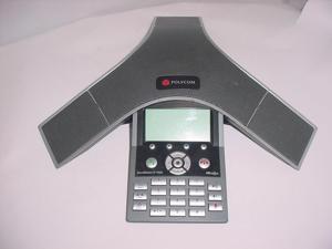 Polycom SoundStation IP7000 Conference IP Phone 2201-40000-001 IP 7000 PoE