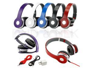 Wireless Earphone Stereo Bluetooth Headphone for Mobile Cell Phone Laptop Tablet PC with microphone for Laptop