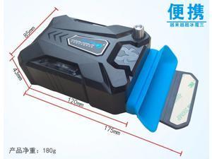 Ice-Magic 3 alimentation électrique d'aspiration Mini Vacuum USB Extraction d'air Super Cooling Fan Cooler pour Notebook Laptop NOUVEAU