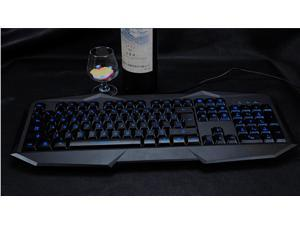blue  LED Backlight Gaming desk ergonomics wired multimedia Keyboard for desk computer Green Blue Red Led CoOL Backlight