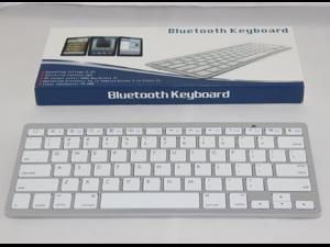 IPad Bluetooth keyboard metal ABS Bluetooth keyboard Bluetooth keyboard iPhone universal