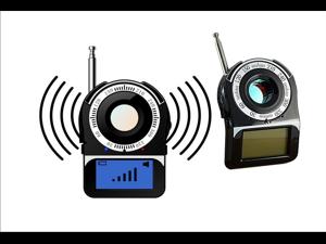 Cc-309 Detector Full Range Anti Eavesdropping Device and Anti Spy Camera Wireless Rf Bug Detector