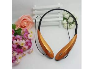 HB-800S Bluetooth Headset Stereo Sports Wireless Headphones With MP3 Mic Neckband Earphone for Lg Samsung Iphone HTC