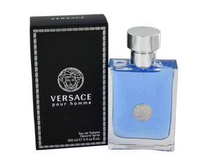 Versace Pour Homme by Versace Mini EDT 0.3 oz for Men