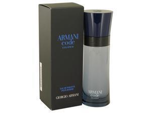Armani Code Colonia by Giorgio Armani Eau De Toilette Spray 2.5 oz for Men