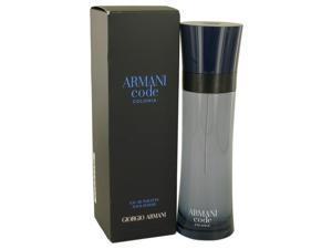 Armani Code Colonia by Giorgio Armani Eau De Toilette Spray 4.3 oz for Men