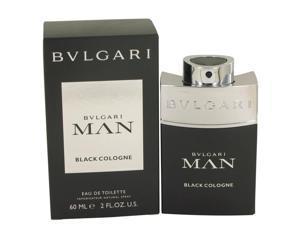 Bvlgari Man Black Cologne by Bvlgari Eau De Toilette Spray 1 oz for Men