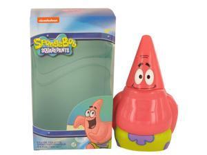 Spongebob Squarepants Patrick by Nickelodeon Eau De Toilette Spray 3.4 oz for Men