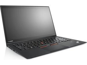 "Lenovo ThinkPad X1 Carbon (4th Gen) Intel Core i7 6th Gen 6600U (2.60 GHz) 8 GB Memory 250 GB SSD14.0"" Windows 10 Professional 64-Bit Ultrabook"