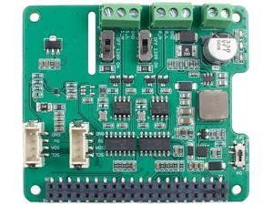 seeed studio 2-Channel CAN-Bus(FD) Shield HAT for Raspberry Pi Supports CAN FD Protocol Transmission Speed up to 8 Mbps SPI Interface
