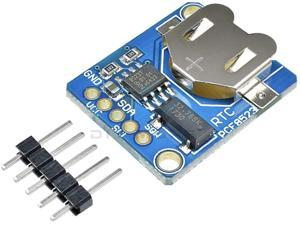 HiLetgo PCF8523 Real Time Clock RTC Breakout Module PCF8523 Real Time Clock Assembled Breakout Board 3.3V 5V Time Clock for Arduino