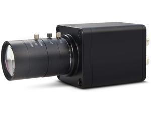 MOKOSE 3G / HD SDI Camera 1080@60/50/30/25P,1080@60/50i HD Digital CCTV Security Camera, 1/2.8 High Sensitivity Sensor CMOS with 5-50mm Manual Varifocal Telephoto HD Lens