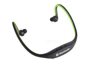 """E-buy World"" Bluetooth Wireless Headset Stereo Headphone Earphone Handfree Sport Universal Green"
