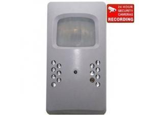 VideoSecu Covert PIR Body Heat Motion Sensor DVR with Integrated CCD Wide Angle Security Camera CCTV Surveillance 1N1