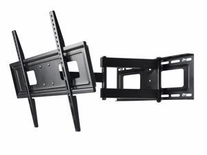 "VideoSecu Articulating Full Motion TV Wall Mount for most 32"" - 60"" LED LCD OLED HDTV Plasma Flat Screen with Max VESA 600x400mm, Swivel Tilt Extension Arm TV Mount Bracket BR5"
