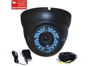Outdoor Weatherproof Infrared 36LEDs IR Night Vision 520TVL Security Camera B1G