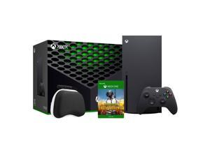 2020 Newest X Gaming Console Bundle - 1TB SSD Black Xbox Console and Wireless Controller with PUBG Full Game and Xbox Controller Protective Hard Shell Case