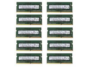 SK hynix HMA851S6DJR6N-XN 4GB DDR4 3200MHz CL22 260pin SDRAM SODIMM 1RX16 Non ECC Laptop Memory Bulk Sale (x10 units) - OEM
