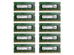 Micron MTA4ATF51264HZ-3G2J1 4GB DDR4 SO-DIMM 3200MHz 1RX16 Laptop Memory Bulk Sale (x10 units) - OEM