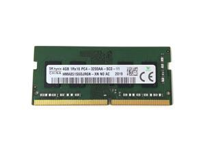 SK hynix HMA851S6DJR6N-XN 4GB DDR4 3200MHz CL22 260pin SDRAM SODIMM 1RX16 Non ECC Laptop Memory - OEM