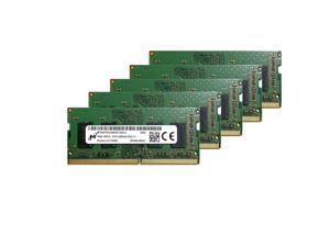 Micron MTA4ATF51264HZ-3G2J1 4GB DDR4 SO-DIMM 3200MHz 1RX16 Laptop Memory Bulk Sale (x5 units) - OEM
