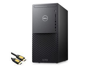 Dell XPS 8940 Gaming Desktop PC, 10th Gen Intel 8-Core i7-10700, GeForce RTX 2060, 32GB RAM, 512GB PCIe SSD+1TB HDD, Wi-Fi 6, USB-C, HDMI/DP/DVI, Optical Drive, RJ-45, Mytrix HDMI Cable, Win 10