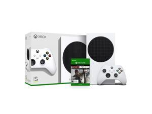 2020 New Xbox 512GB SSD Console - White Xbox Console and Wireless Controller with Tomb Raider: Definitive Edition Full Game
