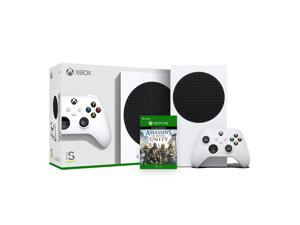 2020 New Xbox 512GB SSD Console - White Xbox Console and Wireless Controller with Assassin's Creed Unity Full Game
