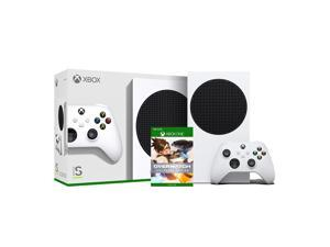 2021 New Xbox All Digital 512GB SSD Console - White Xbox Console and Wireless Controller with Overwatch Legendary Edition Full Game