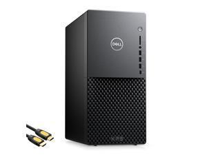 Dell XPS 1660S Gaming Desktop, Intel Hexa-Core i5-11400, GeForce GTX 1660 SUPER 6GB DDR6, 16GB RAM, 256GB PCIe SSD+1TB HDD, USB-C, HDMI/DP/DVI, RJ-45, Wi-Fi 6, VR Ready, Mytrix HDMI Cable, Win 10