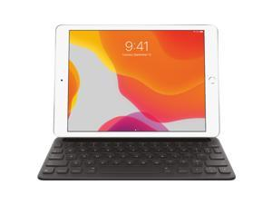 Apple Ipad 10.2'' Retina Display, A12 Bionic Chip, 32GB, Wi-Fi (Latest Model, 8th Generation) Silver, Apple Smart Keyboard