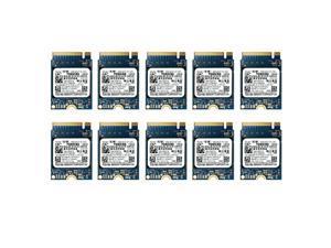 Toshiba KBG40ZNS128G BG3 Series 128gb TLC PCI Express 3.0 X2 NVMe M.2 2230 SSD HD Bulk Sale( x10 units) - OEM