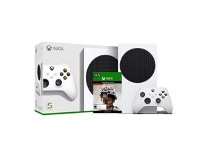 2021 New Xbox All Digital 512GB SSD Console - White Xbox Console and Wireless Controller with Call of Duty: Black Ops Cold War Full Game