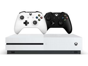 Xbox One S 1TB Bundle: Xbox One S 1TB Console and an Extra Pair of Xbox Wireless Controller Black