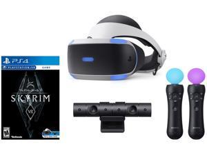 Sony - PlayStation VR The Elder Scrolls V: Skyrim VR Bundle