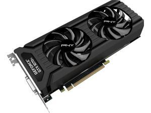 PNY - NVIDIA GeForce GTX 1070 Ti 8GB GDDR5 PCI Express 3.0 Graphics Card