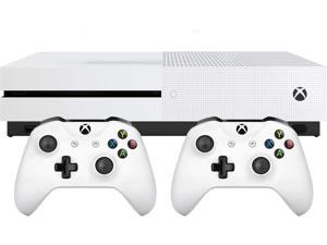 Xbox One S Two-Controller Bundle (1TB)