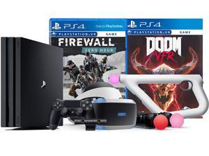 Playstation 4 Pro Fortnite Frostbite and Royale Bomber Cosmetic Bundle:  1500 V-Bucks, Two Wireless Controllers, Royale Bomber, Frostbite Cosmetic  Set