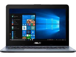 """ASUS X441BA - 14"""" HD - AMD A6-9225 - AMD Radeon R4-4GB - 500GB HDD - Silver"""