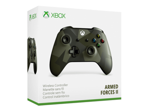 Microsoft Xbox One Wireless Controller, Armed Forces II Special Edition