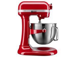 KitchenAid Professional 600 Series 6-qt Bowl-Lift Stand Mixer Empire Red