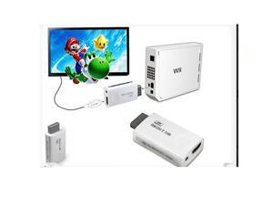 FULL HD 1080P  Wii HDMI Cable Converter Adapter to HDTV