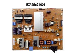 Good test power supply board for 55UF7700/7702 EAX65691001 EAY63729101 LGP4955-15UL6