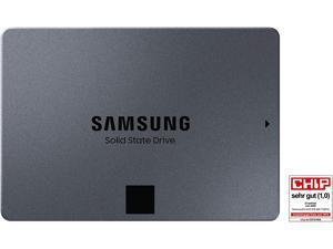 """Samsung 870 QVO-Series 2.5"""" SATA III Internal SSD (8TB)"""