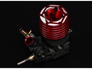Trackstar SEG Series Supar-21 Two Stroke Glow Racing Engine For On Road Car Short stroke + Turbo Burn Room