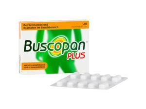 Buscopan Plus 30 Tablets