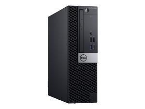 Dell OptiPlex 5060, Small Form Factor, Intel Core i5-8400 @ 2.80 GHz, 16GB DDR4, NEW 500GB M.2 SSD, DVD-RW, Microsoft Windows 10 Pro 64-bit